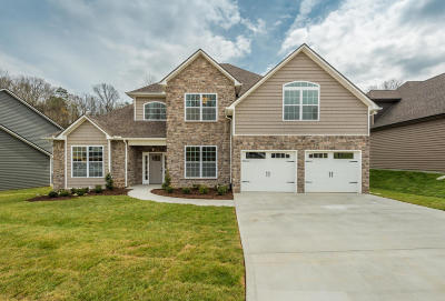 Knoxville Single Family Home For Sale: 9428 Gladiator Lane, Lot 14