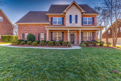 Knoxville Single Family Home For Sale: 1212 Harrison Glen Lane