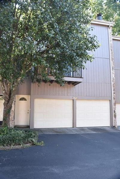 Knoxville Condo/Townhouse For Sale: 1920 Cherokee Bluff Drive