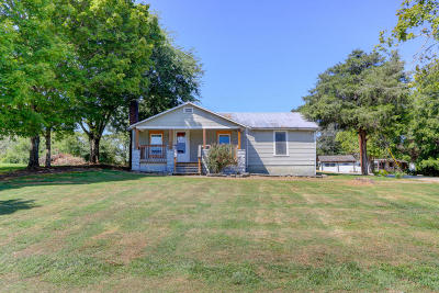 Knoxville Single Family Home For Sale: 1619 Edds Rd