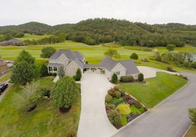 Tazewell Single Family Home For Sale: 225 Links Court
