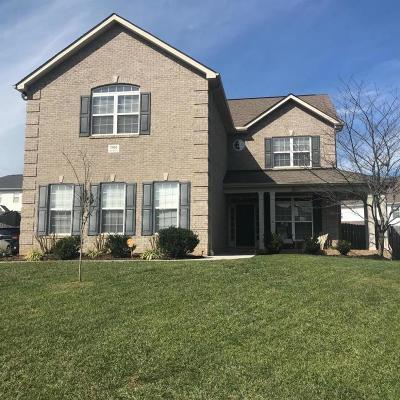 Knoxville Single Family Home For Sale: 7505 Ashton Pointe Lane