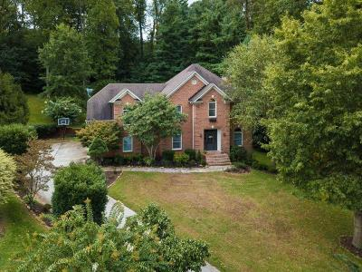 Knoxville Single Family Home For Sale: 800 Ivy Point Lane