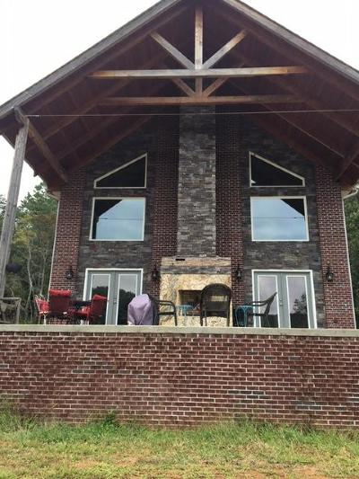 Sweetwater Single Family Home For Sale: 512 Anderson Rd