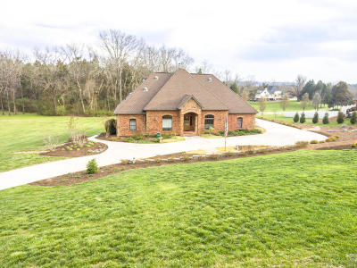 Knoxville Single Family Home For Sale: 6106 Hidden Brook Lane