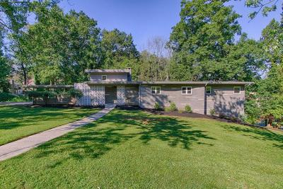 Knoxville Single Family Home For Sale: 6600 Wachese Lane