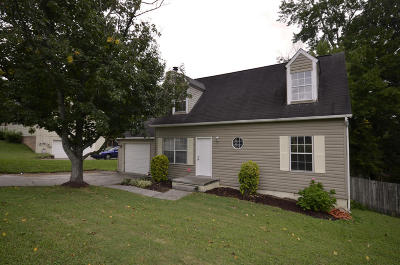 Knoxville Single Family Home For Sale: 6016 Autumn Oaks Lane