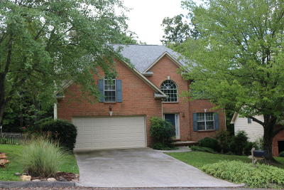 Knoxville Single Family Home For Sale: 7042 Sage Lane