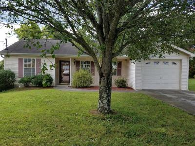 Knoxville Single Family Home For Sale: 7725 Brickchase Lane