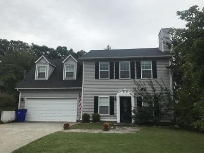 Knoxville Single Family Home For Sale: 9724 Hawkdale Lane