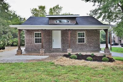 Knoxville Single Family Home For Sale: 619 E Inskip Drive