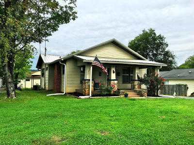 Knoxville Single Family Home For Sale: 145 Hillcrest Drive