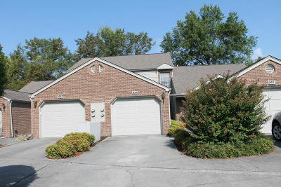 Sevierville Condo/Townhouse For Sale: 585 Sunrise Circle