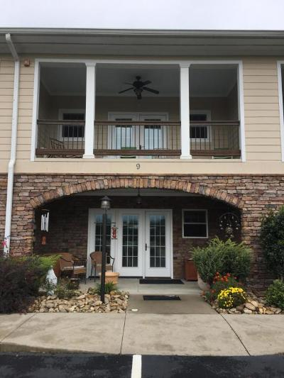 Meigs County, Rhea County, Roane County Condo/Townhouse For Sale: 1235 New Lake Rd #9