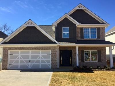 Knoxville Single Family Home For Sale: Lot 15 Hamilton Farm