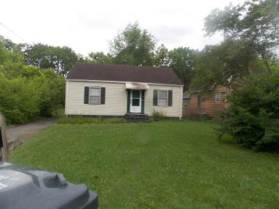 Knoxville Single Family Home For Sale: 4022 Alma Ave