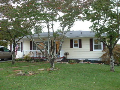 Knoxville Single Family Home For Sale: 5221 Tillery Rd. Rd