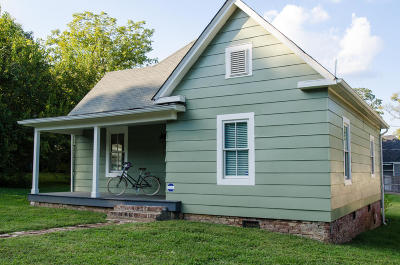Knoxville Single Family Home For Sale: 217 Leonard Place