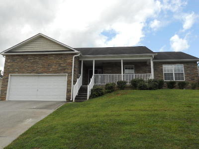 Knoxville Single Family Home For Sale: 8107 Cold Stream Lane