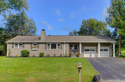 Knoxville Single Family Home For Sale: 3817 Essary Rd