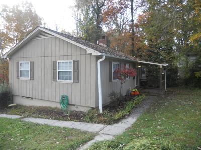 Oak Ridge Single Family Home For Sale: 199 California Ave