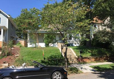 Knoxville Single Family Home For Sale: 231 E Anderson Ave