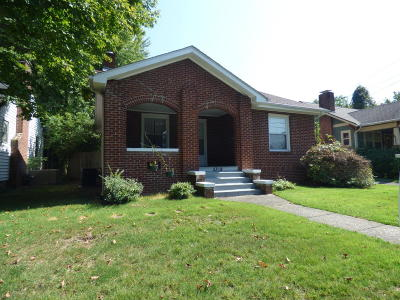Knoxville Single Family Home For Sale: 3318 Orlando St