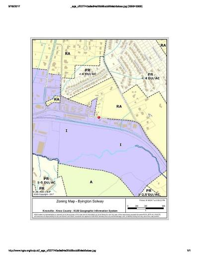 Knoxville TN Residential Lots & Land For Sale: $134,700