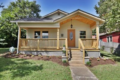 Knoxville Single Family Home For Sale: 1711 Woodbine Ave