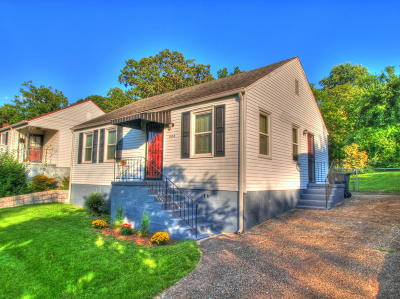 Knoxville Single Family Home For Sale: 508 E Columbia Ave