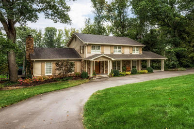 Knoxville TN Single Family Home Sold: $889,000