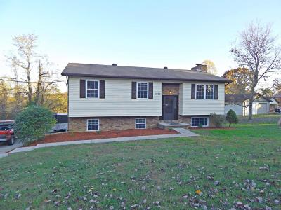 Knoxville Single Family Home For Sale: 5320 Salem Church Rd