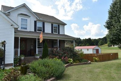 Jefferson City Single Family Home For Sale: 831 Forgety Rd