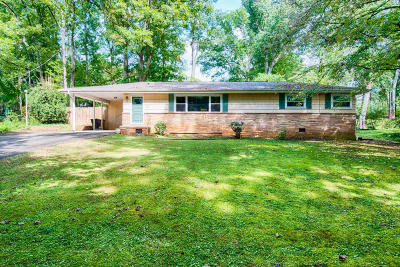 Knoxville Single Family Home For Sale: 406 Maple Loop Rd