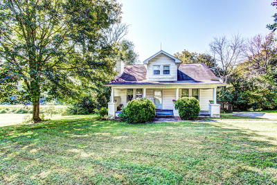 Knoxville Single Family Home For Sale: 4636 Beaver Ridge Rd