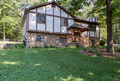 Knoxville Single Family Home For Sale: 9329 Barrington Blvd