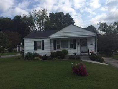 Knoxville Single Family Home For Sale: 310 Meadow View Rd