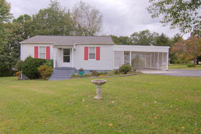 Knoxville Single Family Home For Sale: 5701 Lutie Rd