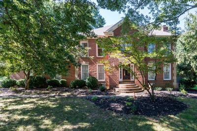 Knoxville Single Family Home For Sale: 1219 Whitower Drive