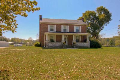 Knox County Single Family Home For Sale: 457 N Wooddale Rd