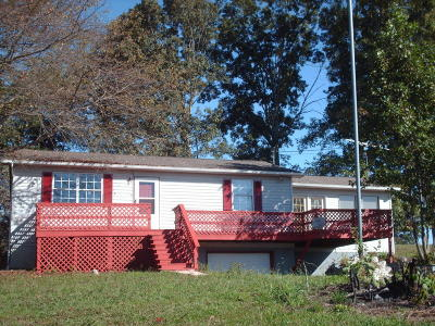 Claiborne County Single Family Home For Sale: 312 Fawn Trail Drive