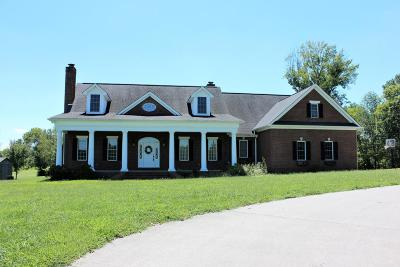 Strawberry Plains Single Family Home For Sale: 8542 N Ruggles Ferry Pike