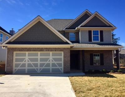 Knoxville Single Family Home For Sale: Lot 18 Hamilton Farm