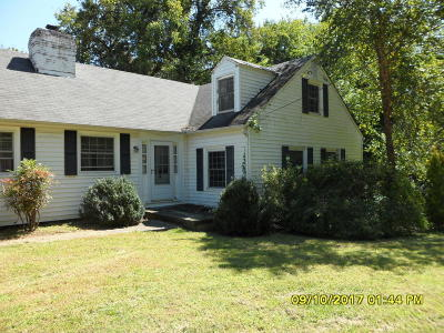Knoxville Single Family Home For Sale: 4600 Plymouth Rd