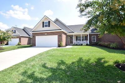 Knoxville Single Family Home For Sale: 1538 Autumn Path Lane