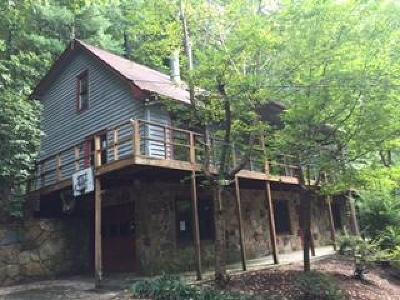Oliver Springs Single Family Home For Sale: 498 Poplar Creek Rd