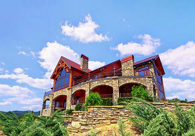 Sevierville Single Family Home For Sale: 2410 Smoky Vista Way