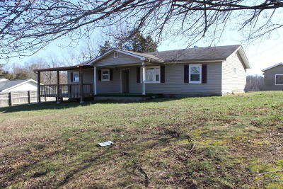 Lafollette Single Family Home For Sale: 242 Lance Lane