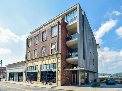 Knoxville Condo/Townhouse For Sale: 555 W Jackson Ave #404