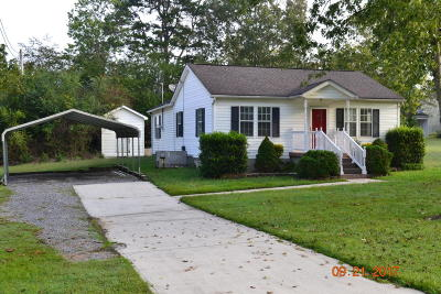 Oliver Springs Single Family Home For Sale: 216 Haven Rd